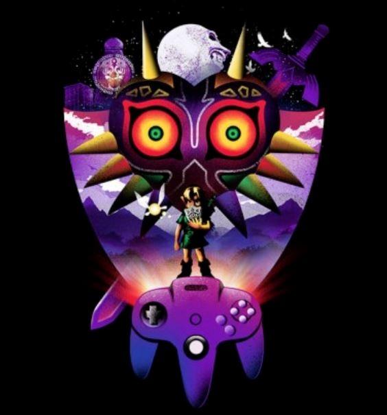Videogame T-Shirts
