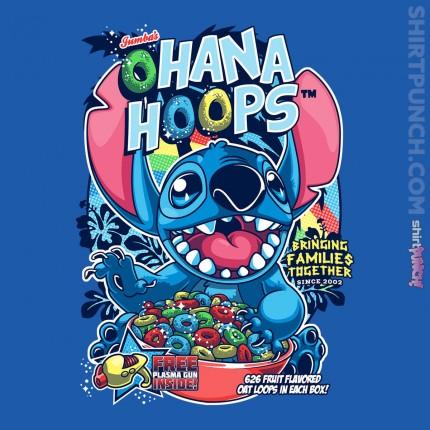 Ohana Hoops!