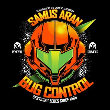 Metroid Bug Control