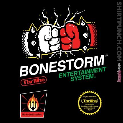 Buy Me Bonestorm
