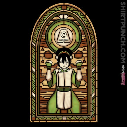 Stained Glass Toph