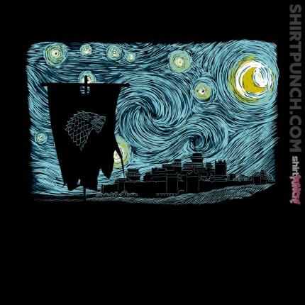 Starry DireWolf