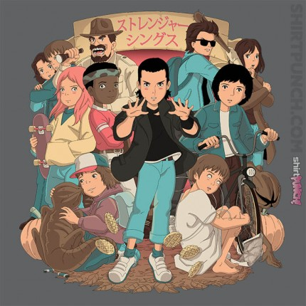 Stranger Anime