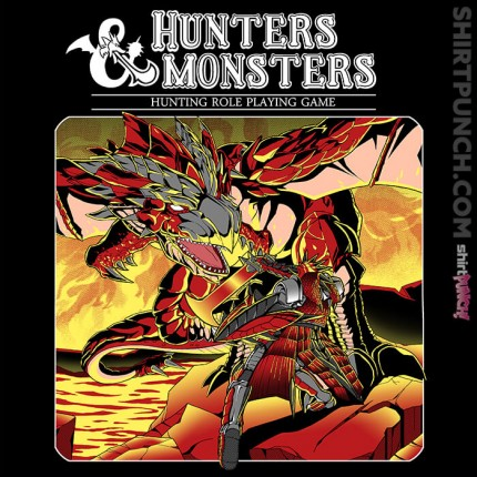 Hunters and Monsters