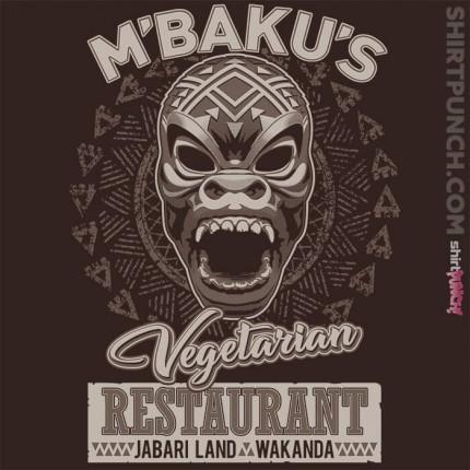 M'Baku's Vegetarian Restaurant