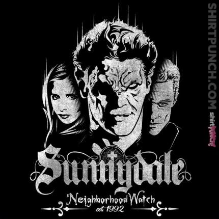 Sunnydale Watch