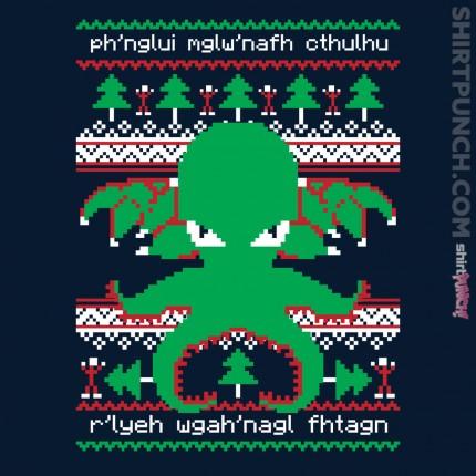 Cthulhu Cultist Christmas