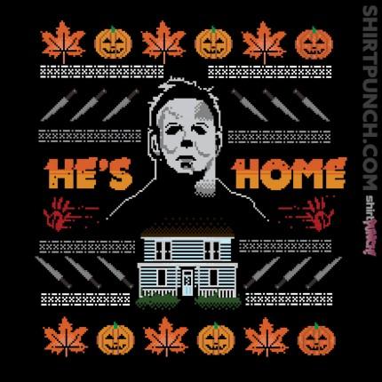 He's Home