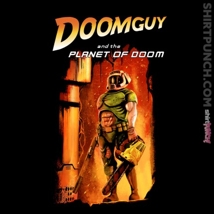 Doomguy & The Planet of Doom