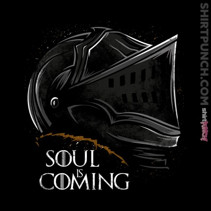 Soul is Coming