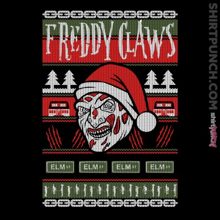 Freddy Claws