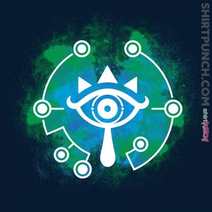 Open Your Sheikah Eye