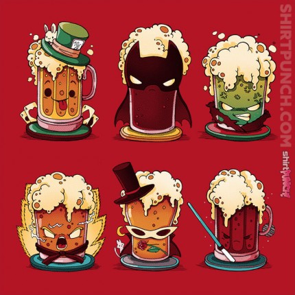 Cosplay Beer