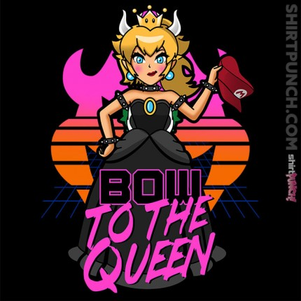 Bow To The Queen