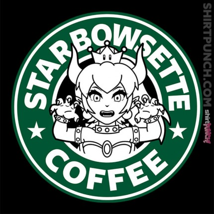 Starbowsette Coffee