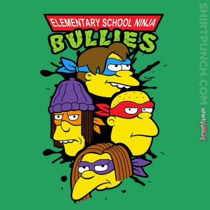 Ninja Bullies