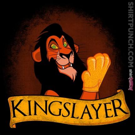 Kingslayer!