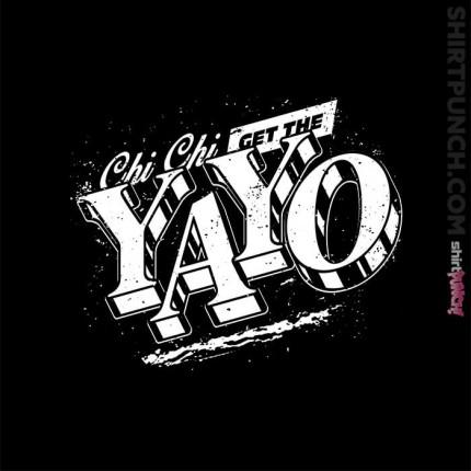 Get the Yayo