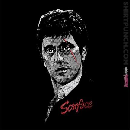 Red Scar Tony