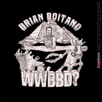 What Would Brian Boitano Do?