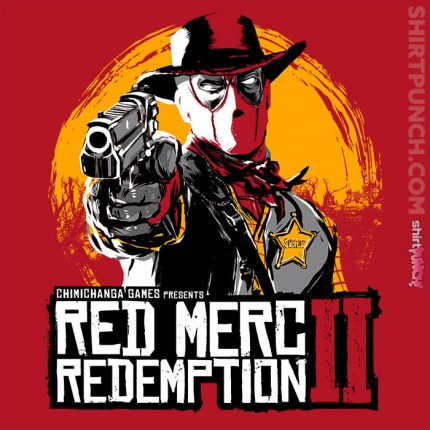 Red Merc Redemption