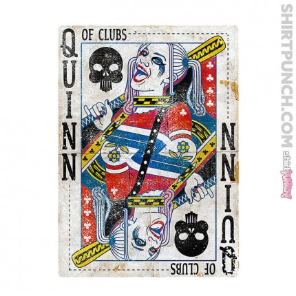 Quinn of Clubs