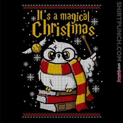 Owl Magic Christmas