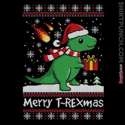 Merry T-Rexmas