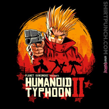 Red Humanoid Typhoon II