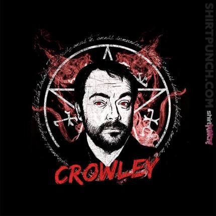Supernatural Crowley