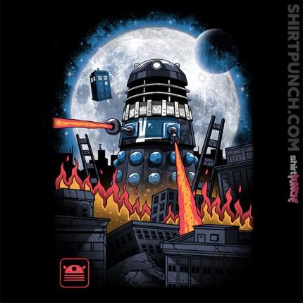 Kaiju Dalek