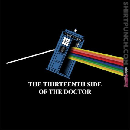 Thirteenth Side Of The Doctor
