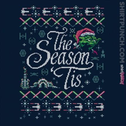 The Season 'Tis