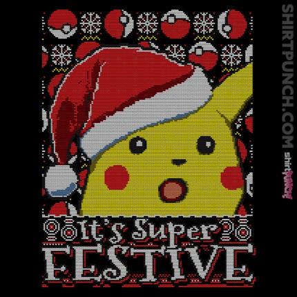 It's Super Festive