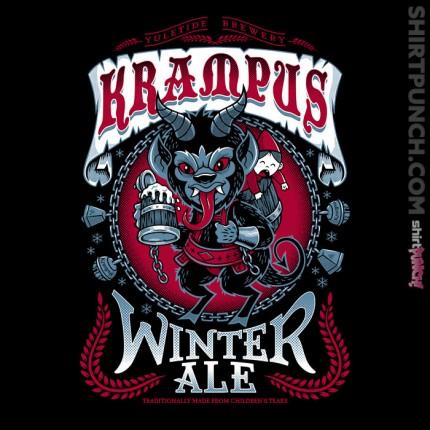 Krampus Winter Ale