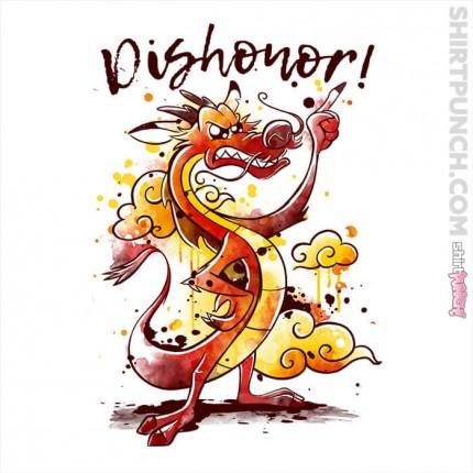 Dishonor