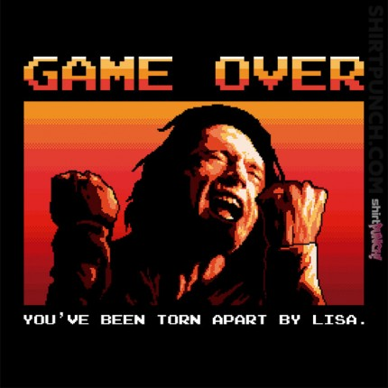 Game Over Tommy