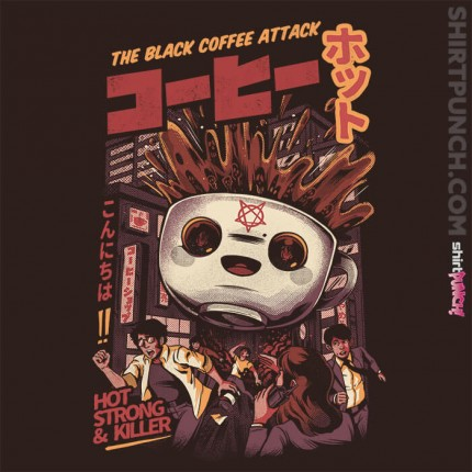 Black Coffee Attack
