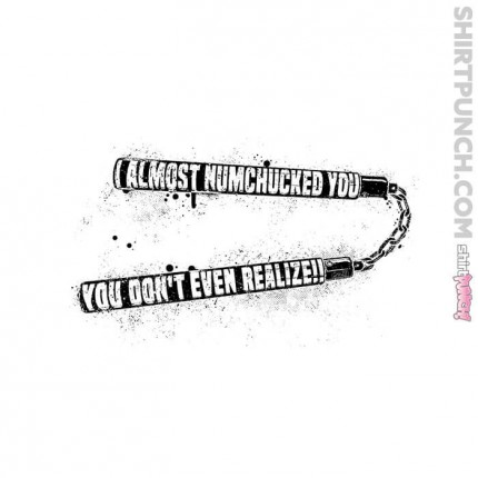 Numchucked