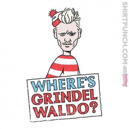 Where's Grindelwaldo