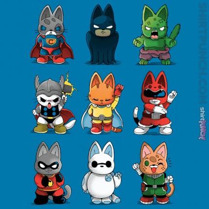 Hero Kittens