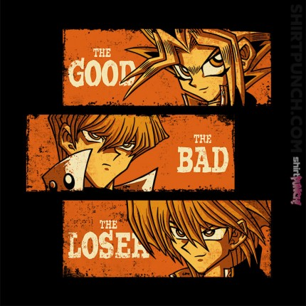 The Good, The Bad, And The Loser
