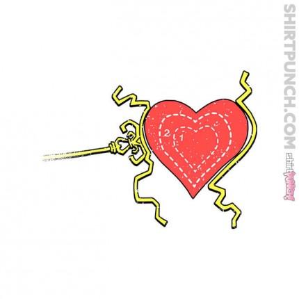 Grinch Heart