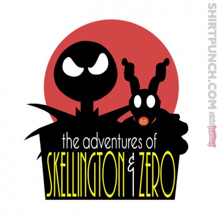 Skellington and Zero