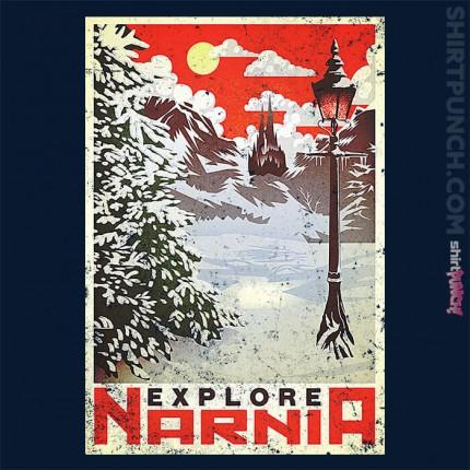Explore Narnia