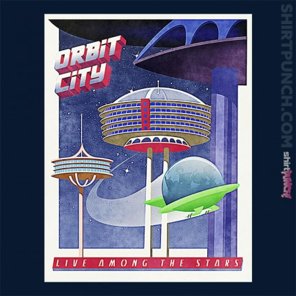 Visit Orbit City