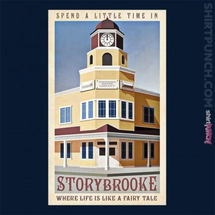 Visit Storybrooke
