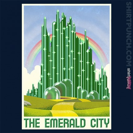 Visit The Emerald City