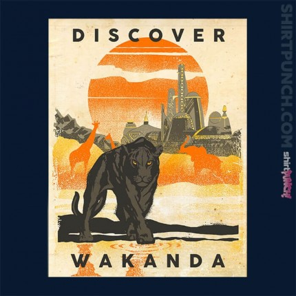 Visit Wakanda