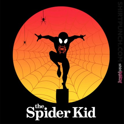 The Spider Kid